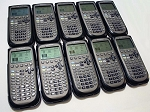 SALE - TI-89 Titanium Graphing Calculator - Factory Renewed - Teacher Pack - 10 Pack