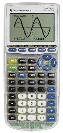 New (Open Box) -  TI-83 Plus * Silver Edition * Classroom Set - 10 Pack