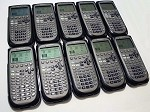 TI-89 Titanium Graphing Calculator - Refurbished - Teacher Pack - 10