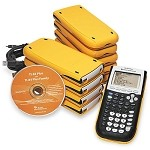TI-84 Plus EZ-Spot Teacher 10 Pack - Refurbished