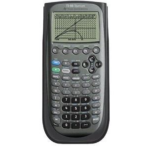 TI-89 Titanium Graphing Calculator - Refurbished
