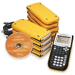 Texas Instruments TI-84 Plus EZ-Spot Teacher 10 Pack - Classroom Set