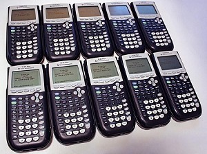 TI-84 Plus Graphing Calculator - 10 Pack - School Classroom Set